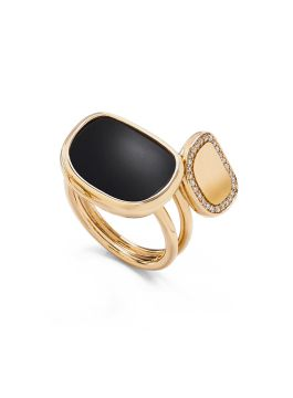 BLACK JADE RING - ADV888RI1009