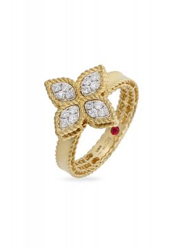 PRINCESS FLOWER RING - ADR777RI0639