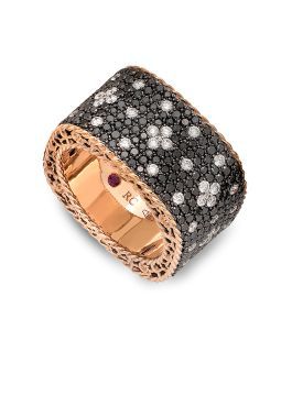 VENETIAN PRINCESS BLACK DIAMONDS RING - ADR888RI1409_13