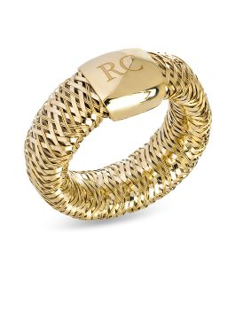 PRIMAVERA YELLOW GOLD RING - AR555RI2387