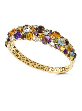 SHANGHAI COLOURED STONES BRACELET - ADV888BA0699