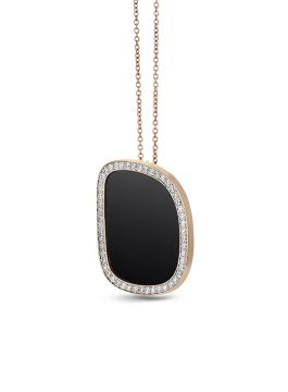 BLACK JADE PENDANT - ADV888CL1040