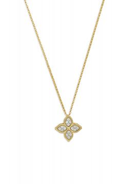 PRINCESS FLOWER NECKLACE - ADR777CL0680