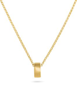 SYMPHONY WORKMANSHIP GOLDEN GATE PENDANT - AR777CL0623