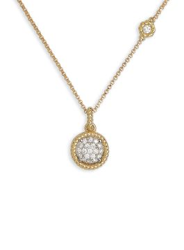 NEW BAROCCO DIAMONDS PENDANT - ADR777CL0735