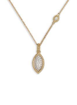 NEW BAROCCO DIAMONDS PENDANT - ADR777CL0736
