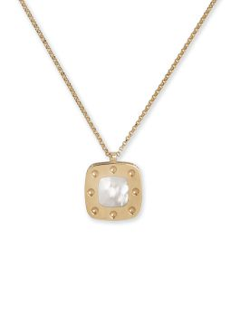 POIS MOI MOTHER OF PEARL PENDANT - ARV777CL2494