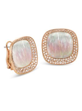 CARNABY STREET MOTHER OF PEARL EARRINGS - ADV888EA1365