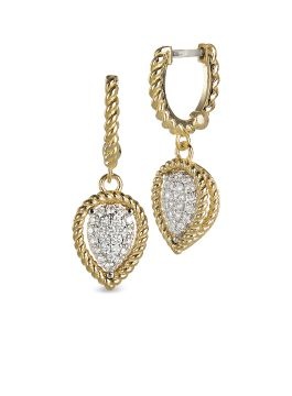 NEW BAROCCO DIAMONDS EARRINGS - ADR777EA0600