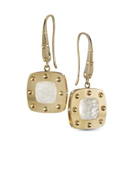 POIS MOI MOTHER OF PEARL EARRINGS - ARV777EA0521