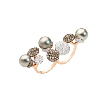 Sabbia Ring - A.C0037B9BR/P
