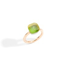 Ring Nudo Gelè  - PAA1100O6000SQLCP