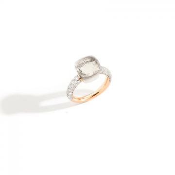 Ring Nudo Classic - PAC0040O6WHRDB0TB