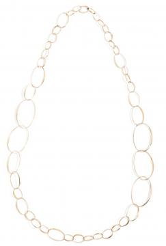 Gold Necklace - C.B803/O7/110