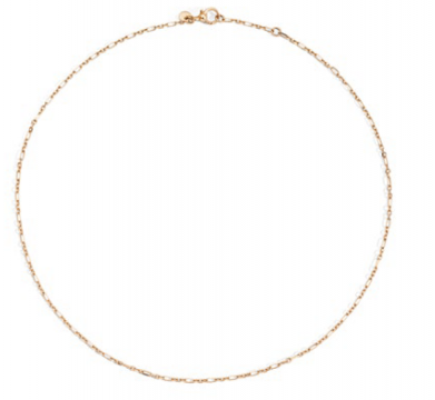 Gold Necklace - F.C002/O7/44**