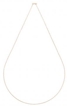 Gold Necklace - F.B902/O7/90