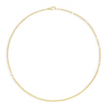 Gold Necklace - C.B214/O/50