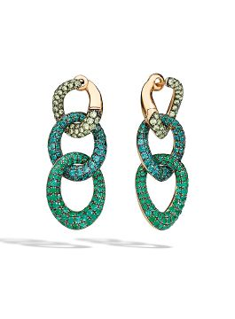 TANGO EARRINGS - O.B6067GCGTSM