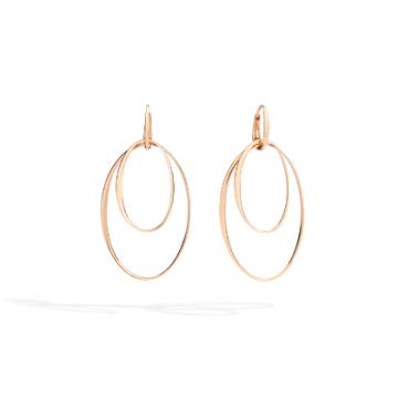 Earrings Gold - O.B8032O7