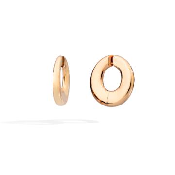 Iconica Hoop Earrings - O.B906/O7/PLF