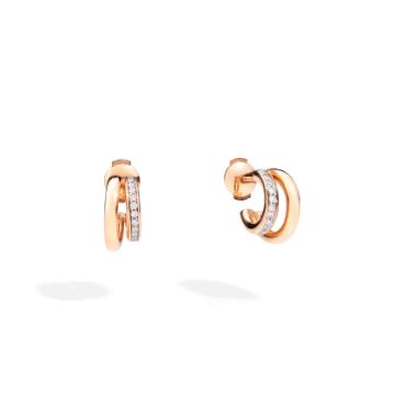 Earrings Iconica - O.B8112B/O7