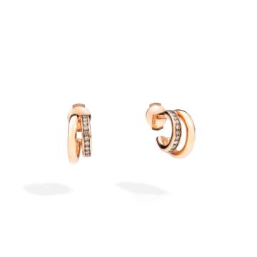 Earrings Iconica - O.B8112BR/O7
