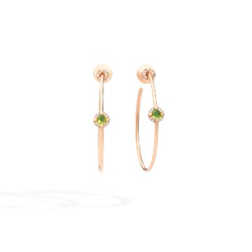Earrings M'Ama Non M'Ama - O.C002/B9O7/OE**