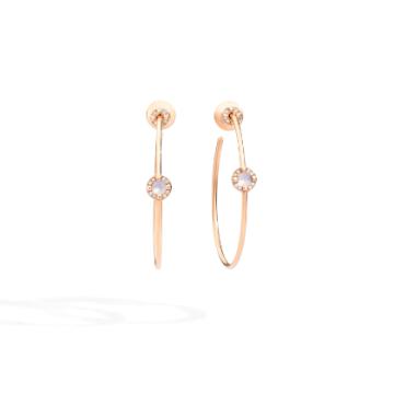Earrings M'Ama Non M'Ama - O.C002/B9O7/AD**