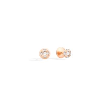 Earrings M'Ama Non M'Ama - O.C002PB9/O7**