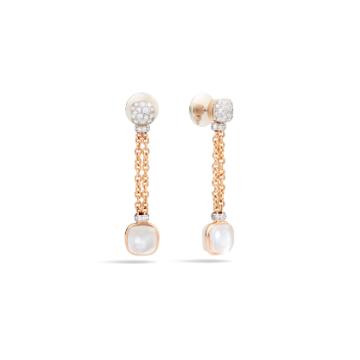 Earrings Nudo - O.B905BO6/TBMP