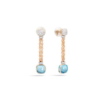 Earrings Nudo - O.B905BO6/OY
