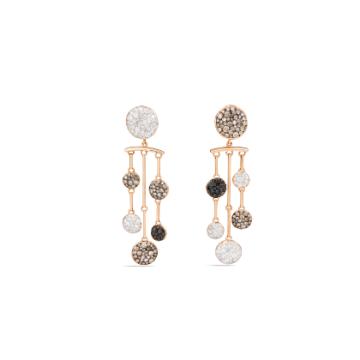 Sabbia Chandelier Earrings - O.B903BO7/BR/BB