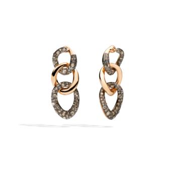 Earrings Tango - O.B2122BR/O7/A