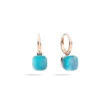 Earrings Nudo Gelè - POB2010O6000SYMTU