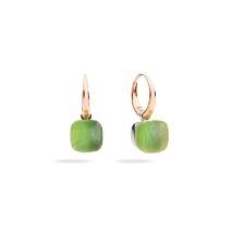 Earrings Nudo Gelè - POB2010O6000SQLCP