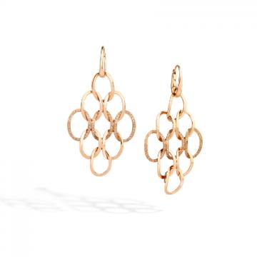 Brera chandelier earrings - POC0060O7000DBR00