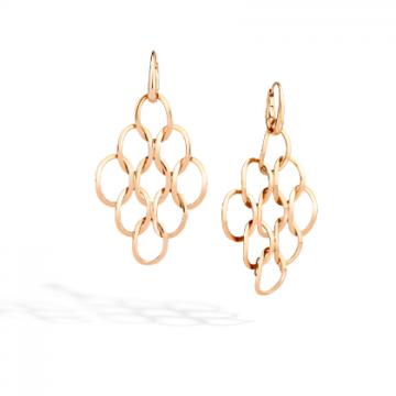 Brera chandelier earrings - POC0061O700000000