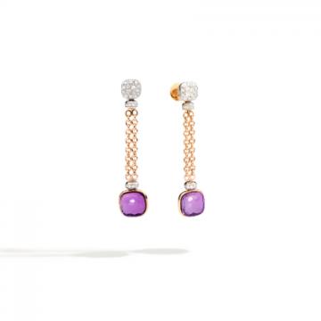 Earrings Nudo - POB9051O6000DB0OI