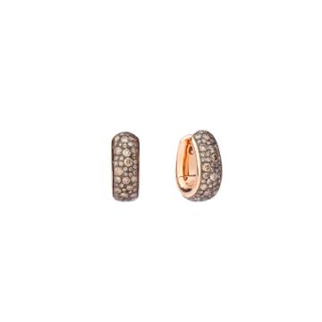 Iconica Bold Earrings - O.B712/BRO7/PLF