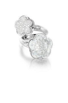 Bon Ton Rock Diamonds Ring - 15331B