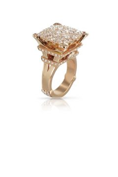 Madame Eiffel Ring - 14602R