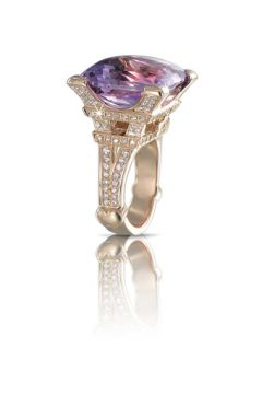 Madame Eiffel Ring - 14074R