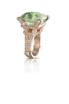 Madame Eiffel Ring - 14114R