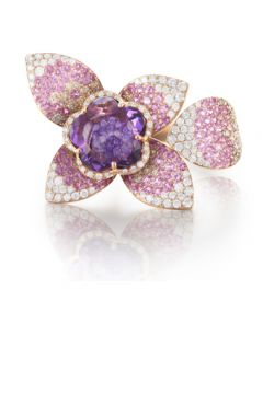 Giardini Segreti Haute Couture Ring - 15254R