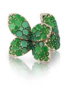 Giardini Segreti Haute Couture Ring - 15267R