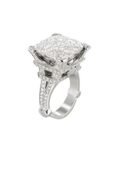 Madame Eiffel Ring - 14602B