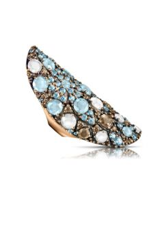 Mandala Ring - 14297RN