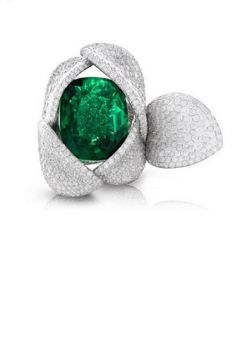 Giardini Segreti Haute Couture Ring - 15503B