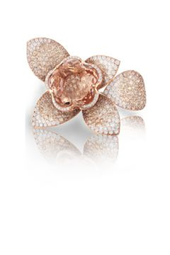 Giardini Segreti Haute Couture Ring - 15253R