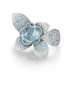Giardini Segreti Haute Couture Ring - 15262B